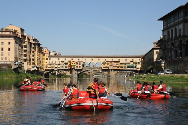 Firenze Rafting, Florence, Italy