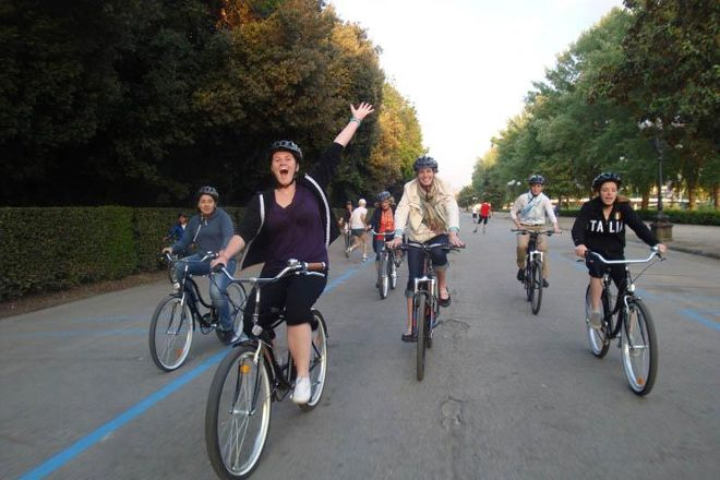 Florence City Bike Tours & Rentals, Florence, Italy