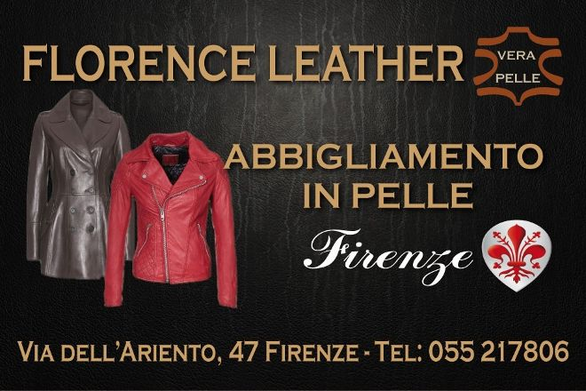 Florence Leather, Florence, Italy