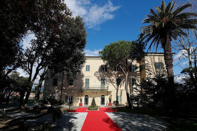Fondazione Villa Bertelli, Forte Dei Marmi, Italy