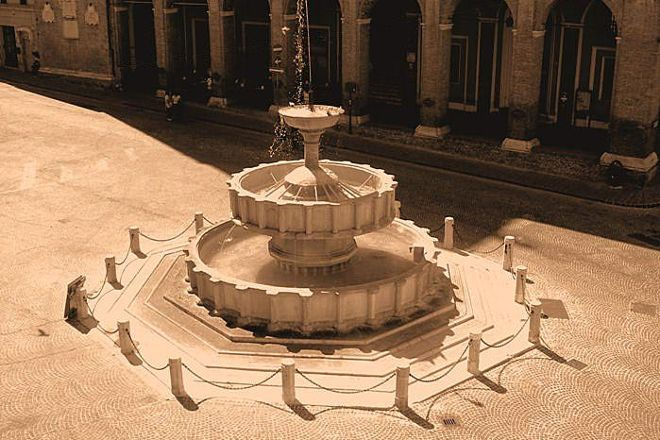 Fontana Sturinalto, Fabriano, Italy