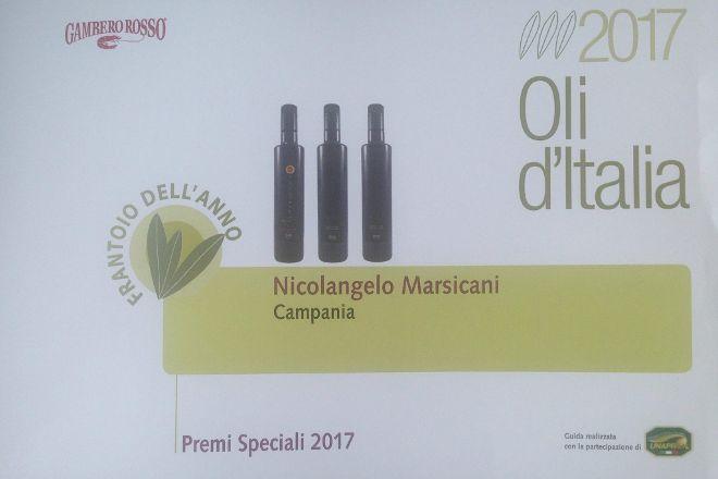 Frantoio Marsicani, Sicili, Italy