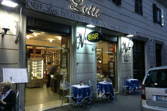 FRATELLI LOTTI_PASTICCERIA-BAR-GELATERIA-SNACK BAR., Rome, Italy