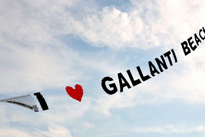 Gallanti Beach, Lido di Pomposa, Italy