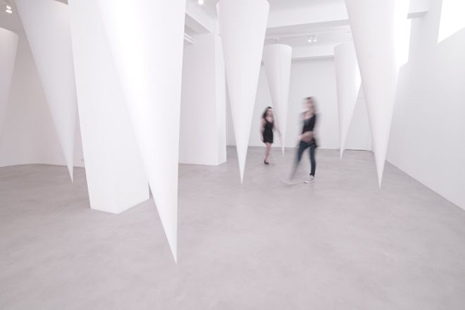 Galleria A arte Invernizzi, Milan, Italy