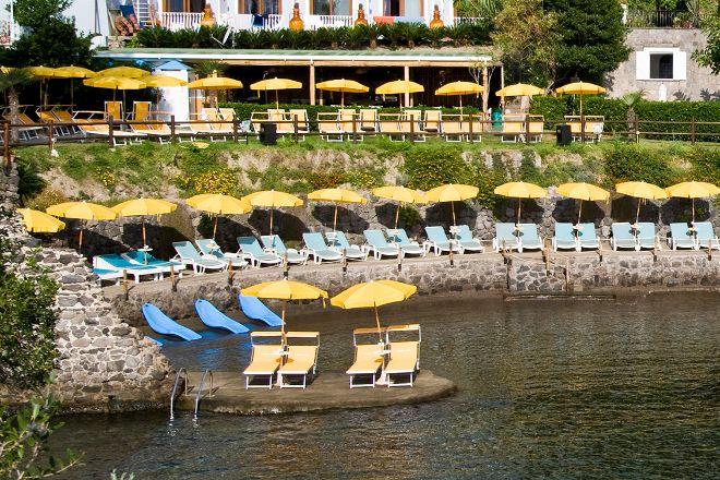 Gardenia Mare, Isola d'Ischia, Italy