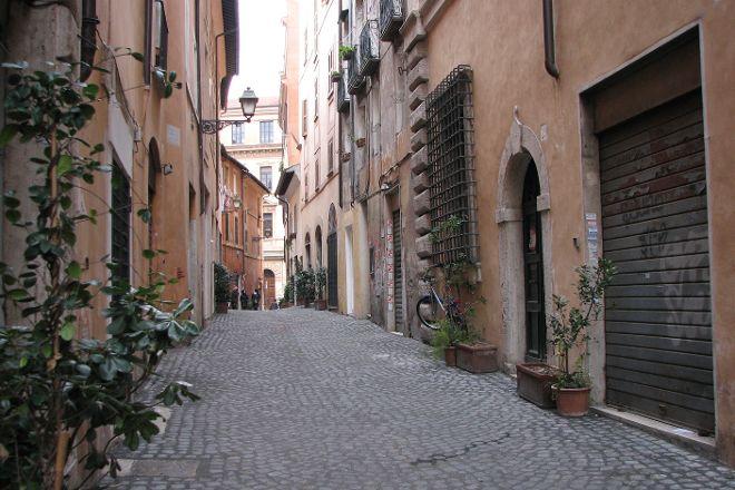 Ghetto Ebraico, Rome, Italy