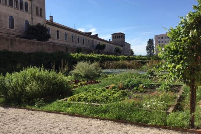 Giardino Mistico dei Carmelitani Scalzi, Venice, Italy