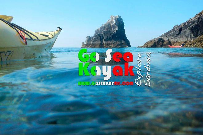 Go Sea Kayak, Olbia, Italy
