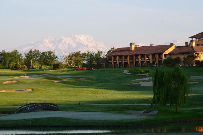 Golf Club Castelconturbia, Agrate Conturbia, Italy