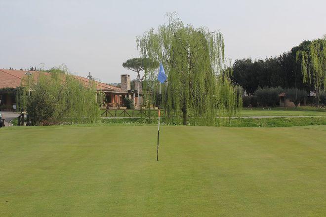 Golf Club Parco De Medici, Rome, Italy