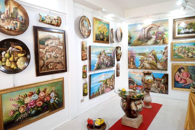 Good Fellas Art Studio, Taormina, Italy