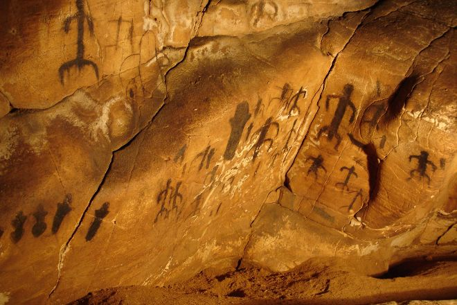Grotta del Genovese, Levanzo, Italy
