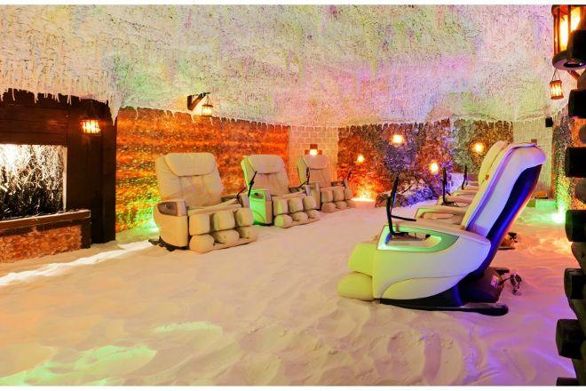Halo Spa Grotta di Sale, Rome, Italy