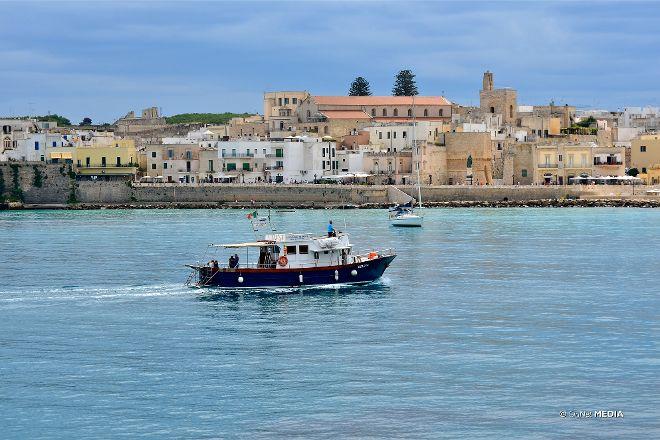 Hydra Escursioni in Barca, Otranto, Italy