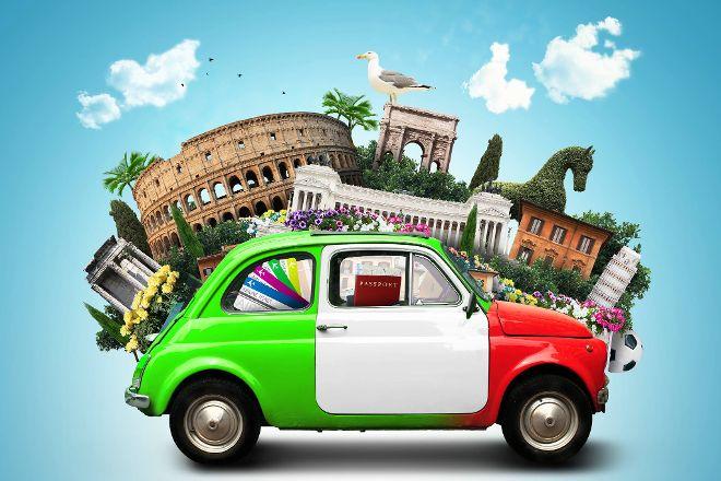 I Viaggi di Adriano di Unconventional Rome Tours, Rome, Italy