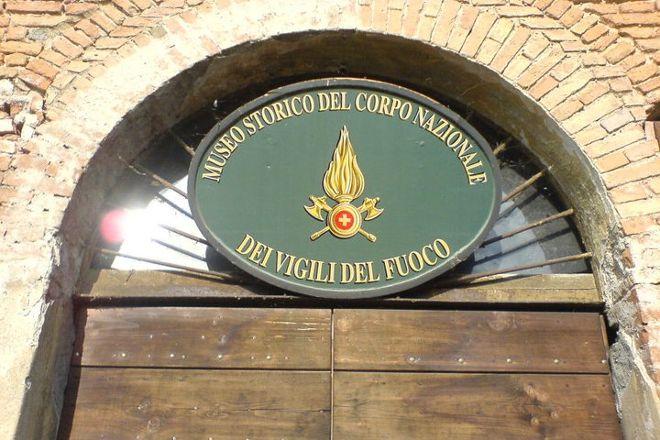 Il Museo Storico dei Vigili del Fuoco, Mantua, Italy