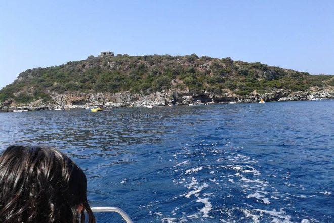 Isola Di Cirella, Cirella, Italy