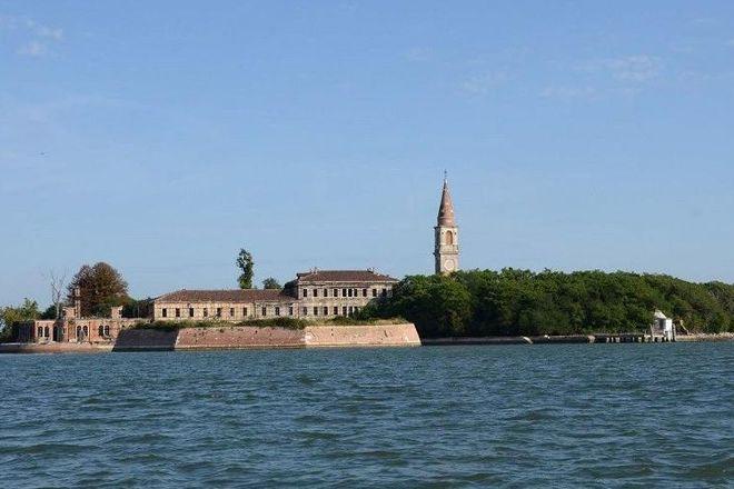 Isola Maledetta di Poveglia, Venice, Italy