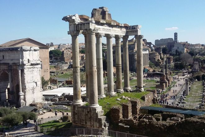Italy Driving Guide, Rome, Italy