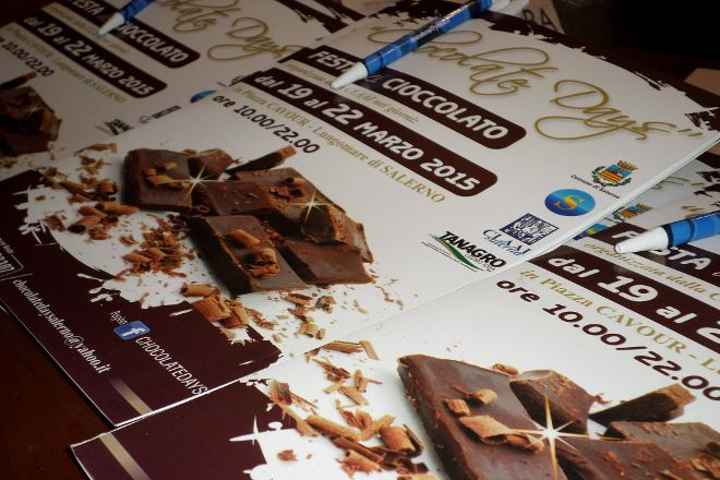 K2 Chocolate, Salerno, Italy