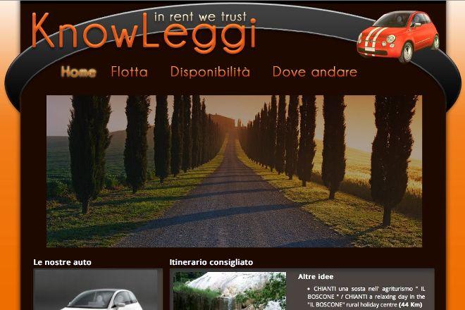 Knowleggi Car & Scooter Rental, Florence, Italy