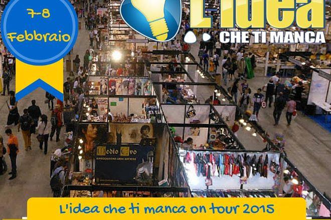 L'idea Che Ti Manca, Rho, Italy