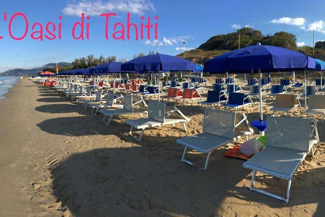 L'Oasi di Tahiti, Fondi, Italy