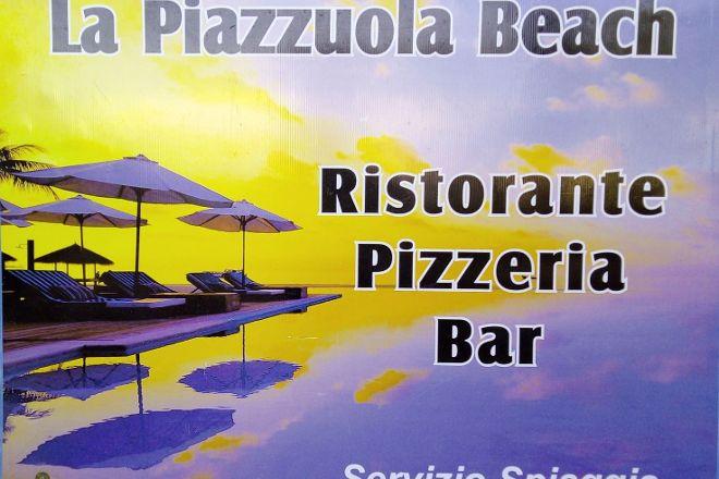 La Piazzuola Beach, Ciro Marina, Italy