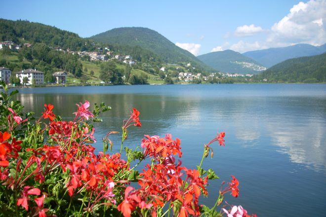 Lago della Serraia, Baselga di Pine, Italy