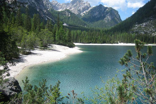 Lago di Braies, Braies, Italy