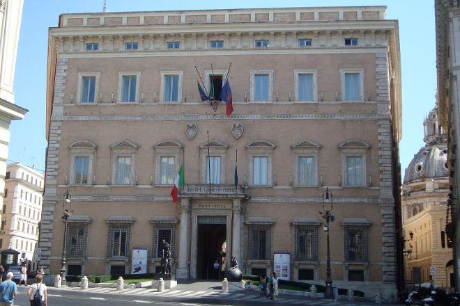 Le Domus Romane di Palazzo Valentini, Rome, Italy
