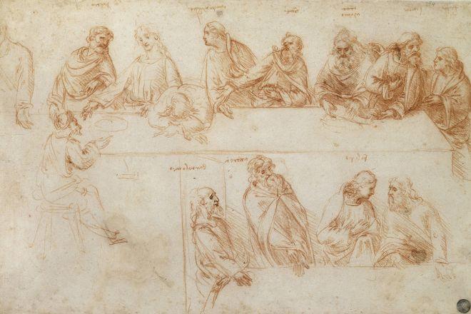 Leonardo a Milano, Milan, Italy