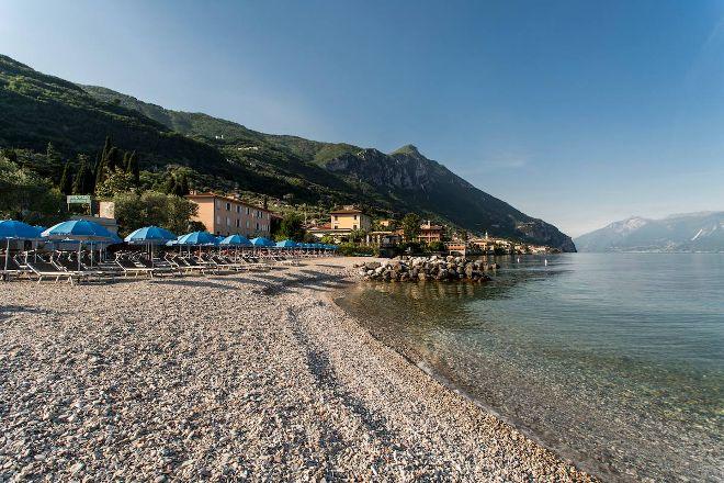 Lido dei Limoni Beach & Bar, Gargnano, Italy