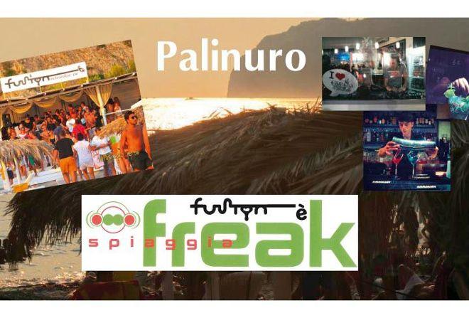 Lido Freak by Fusion Palinuro, Marina di Camerota, Italy