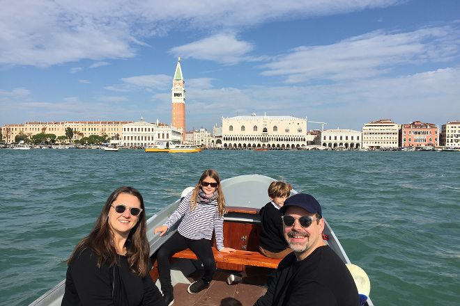 Like a Venetian, Venice, Italy