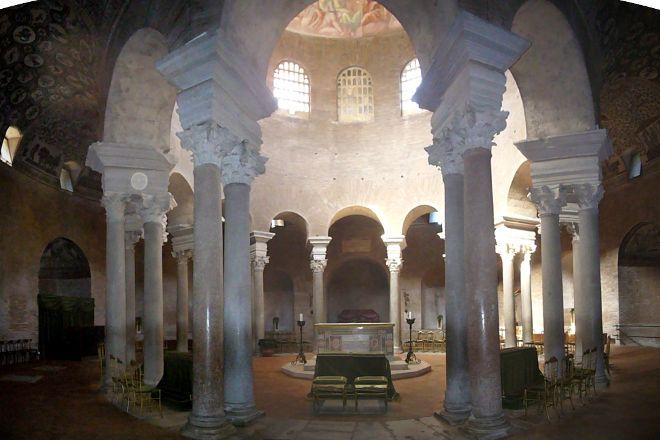 Mausoleo di Santa Costanza, Rome, Italy