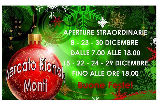 Mercato Rionale Monti, Rome, Italy
