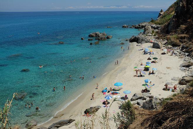 Michelino Beach, Parghelia, Italy
