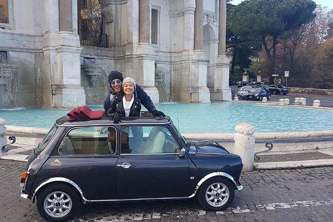 Mini Tour Roma, Rome, Italy