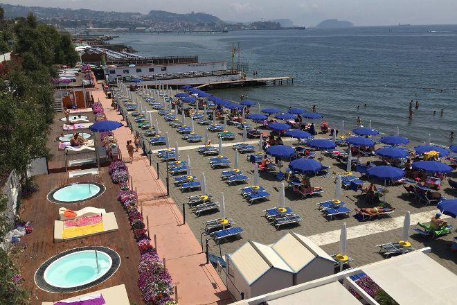 Montenuovo Beach, Pozzuoli, Italy