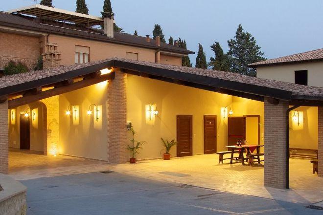 Montioni Frantoio e Cantina, Montefalco, Italy