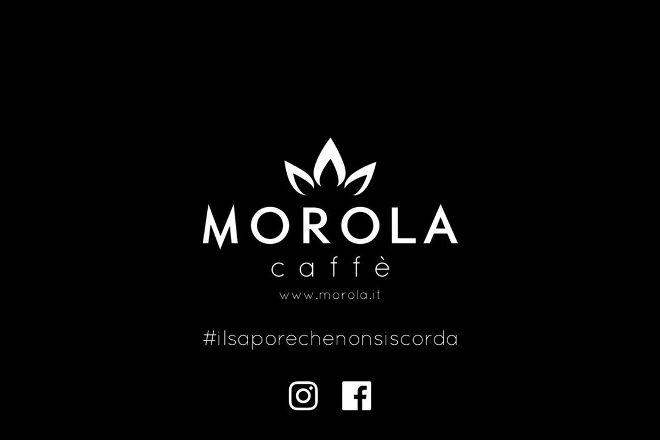 MOROLA caffe Italiano, Martina Franca, Italy
