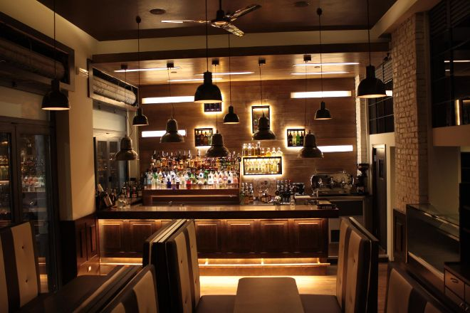 Moscow Mule Bar, Milan, Italy