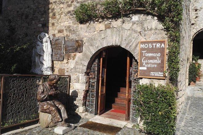 Mostra Permanente Tommaso Gismondi, Anagni, Italy