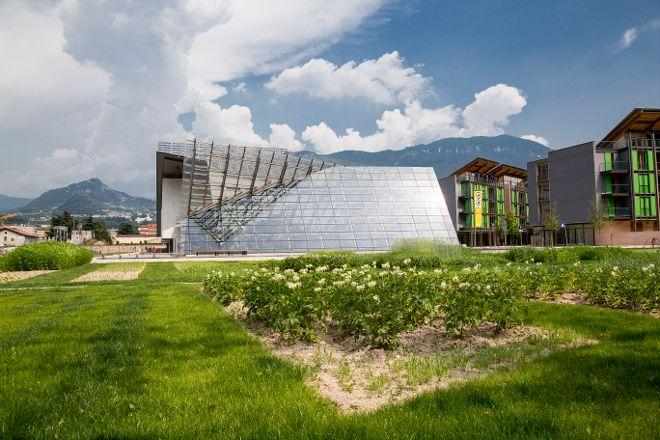MUSE - Science Museum, Trento, Italy