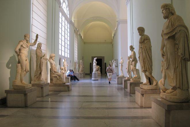 Museo Archeologico Nazionale di Napoli, Naples, Italy