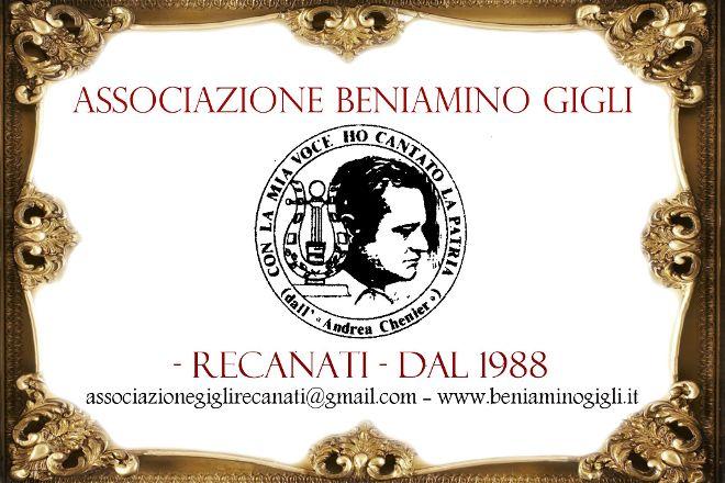 Museo Beniamino Gigli, Recanati, Italy