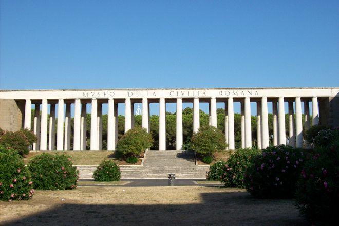 Museo della Civilta Romana, Rome, Italy