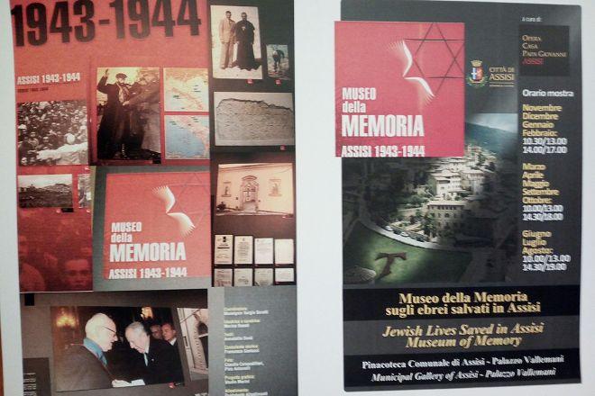 Museo della Memoria, Assisi, Italy